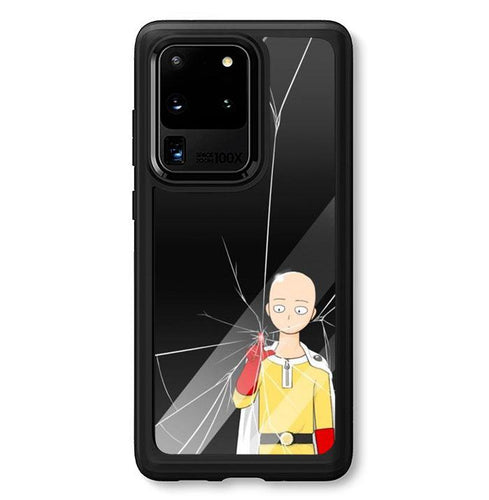 coque custodia cover fundas hoesjes j3 J5 J6 s20 s10 s9 s8 s7 s6 s5 plus edge B9816 Anime Saitama FJ0593 Samsung Galaxy S20 Ultra Case