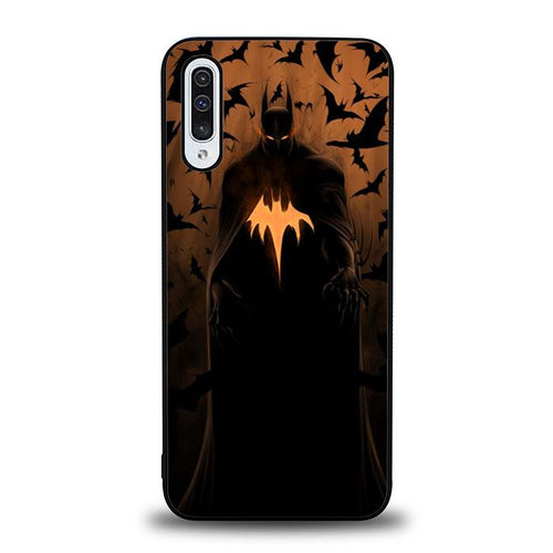 coque custodia cover fundas hoesjes j3 J5 J6 s20 s10 s9 s8 s7 s6 s5 plus edge B12065 Batman FJ0999 Samsung Galaxy A50 Case
