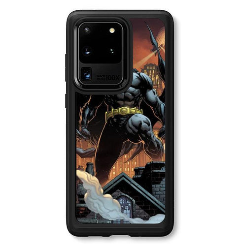 coque custodia cover fundas hoesjes j3 J5 J6 s20 s10 s9 s8 s7 s6 s5 plus edge B12123 Batman FJ1075 Samsung Galaxy S20 Ultra Case