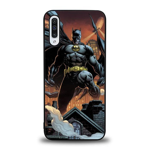 coque custodia cover fundas hoesjes j3 J5 J6 s20 s10 s9 s8 s7 s6 s5 plus edge B12111 Batman FJ1075 Samsung Galaxy A50 Case
