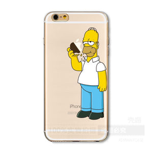 funda iphone 6 homer