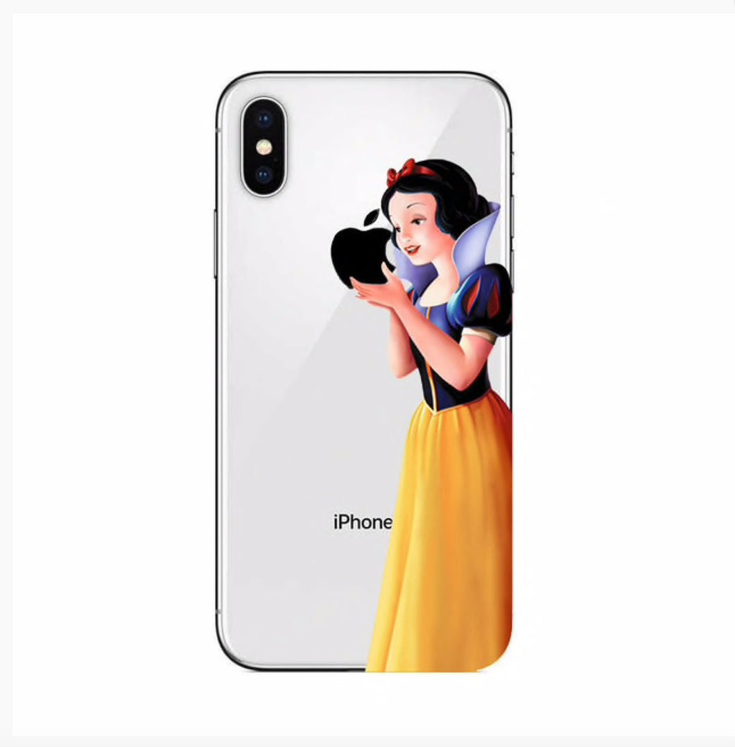 funda iphone 6 plus blancanieves