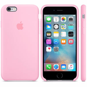 funda iphone 6 rosa original