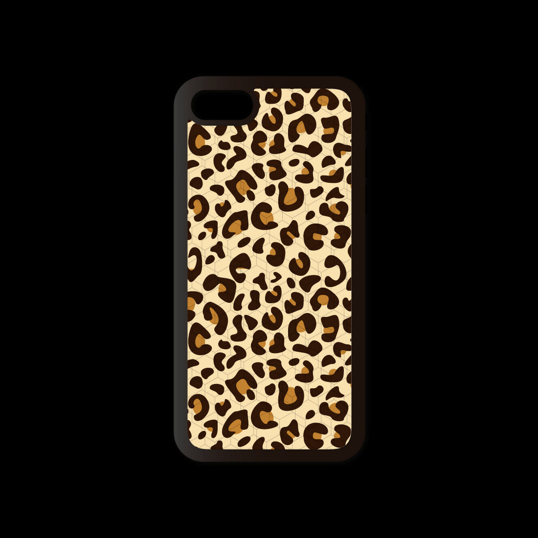 funda iphone 7 leopardo