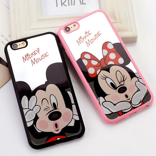 fundas iphone 6 plus minnie
