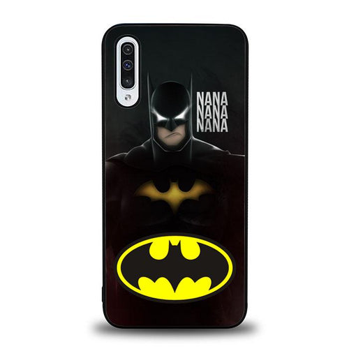 coque custodia cover fundas hoesjes j3 J5 J6 s20 s10 s9 s8 s7 s6 s5 plus edge B12144 BATMAN J0023 Samsung Galaxy A50 Case