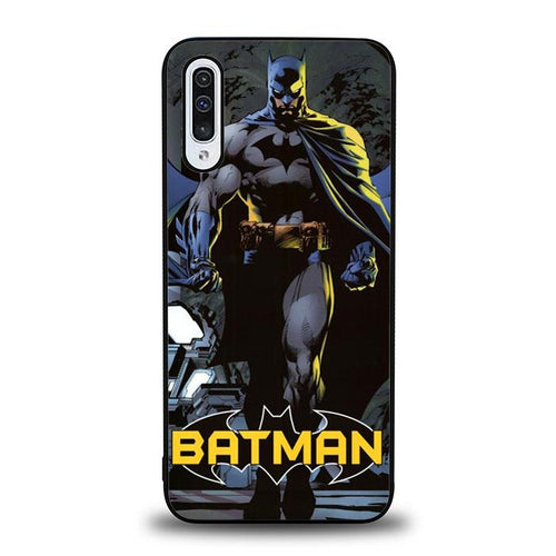 coque custodia cover fundas hoesjes j3 J5 J6 s20 s10 s9 s8 s7 s6 s5 plus edge B12169 Batman J0607 Samsung Galaxy A50 Case