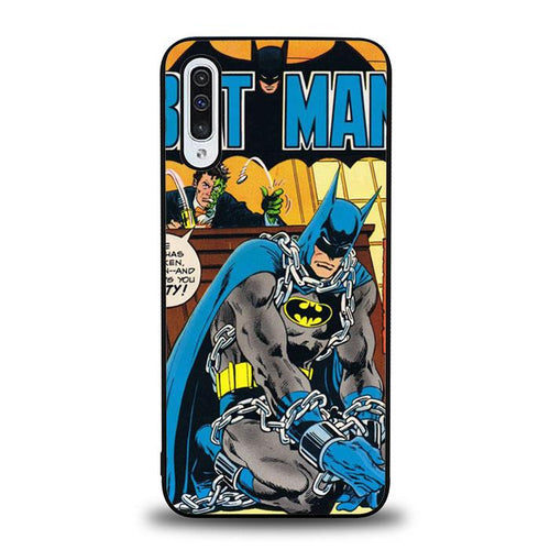 coque custodia cover fundas hoesjes j3 J5 J6 s20 s10 s9 s8 s7 s6 s5 plus edge B12211 Batman on Punishmen J0625 Samsung Galaxy A50 Case