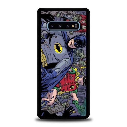 coque custodia cover fundas hoesjes j3 J5 J6 s20 s10 s9 s8 s7 s6 s5 plus edge B12256 Batman Zombie J0628 Samsung Galaxy S10 Case