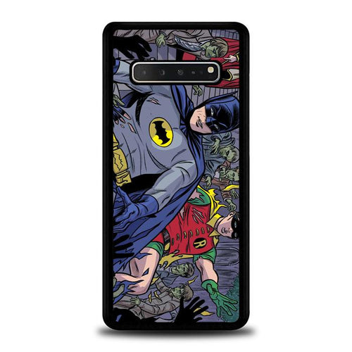 coque custodia cover fundas hoesjes j3 J5 J6 s20 s10 s9 s8 s7 s6 s5 plus edge B12260 Batman Zombie J0628 Samsung Galaxy S10 5G Case
