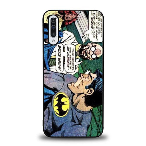 coque custodia cover fundas hoesjes j3 J5 J6 s20 s10 s9 s8 s7 s6 s5 plus edge B12136 Batman Going Get Mask J0631 Samsung Galaxy A50 Case