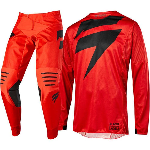 Tenue Shift Rouge - Extreme Motocross