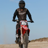 Tenue Shift Grise - Extreme Motocross
