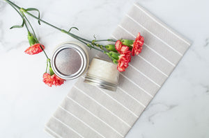 4oz Mason Jar Soy Wax Candle | 100% Soy Wax, Hand Poured in GA!