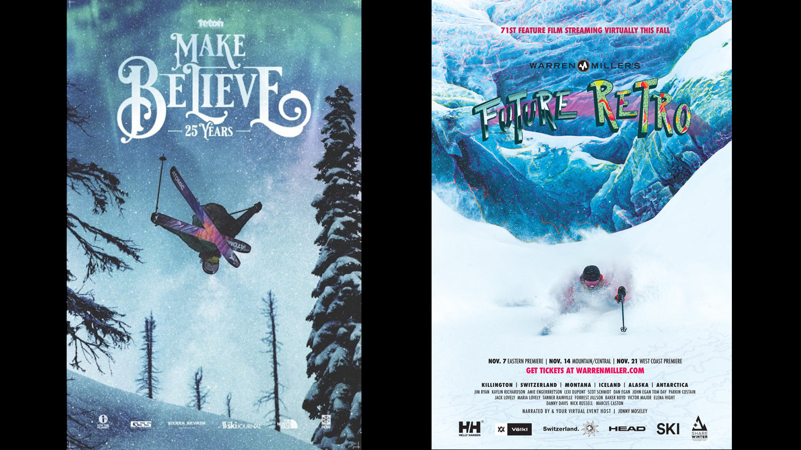 2020 Ski Movie Roundup