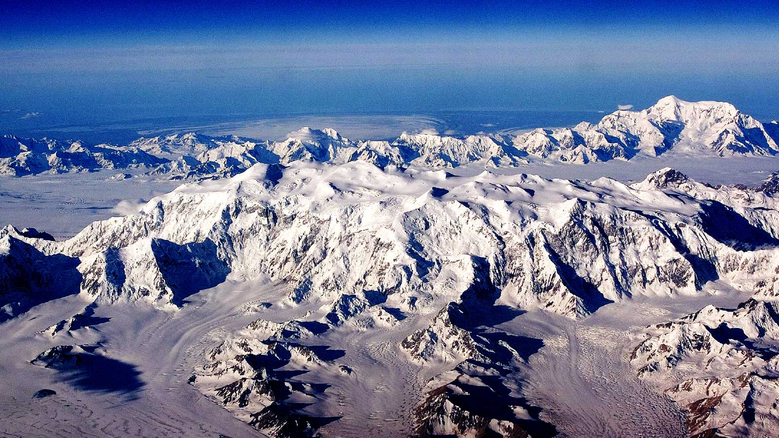 St. Elias mountain