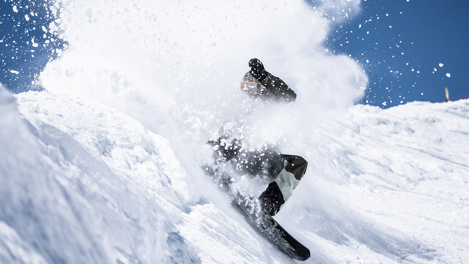 snowboarder slash for warranty and repairs page
