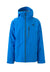 bright blue 2019 men's hayden insulated skiing and snowboarding jacket from strafe outerwear