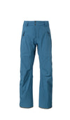 dusk blue 2019 men's capitol shell skiing and snowboarding pant from strafe outerwear