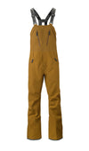 new vintage 2019 men's nomad event shell skiing and snowboarding bib pant from strafe outerwear