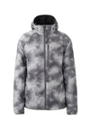 stormcloud grey 2019 men's incubator insulated skiing and snowboarding mid layer from strafe outerwear