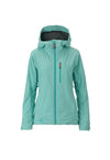 tropicana 2019 women's eden insulated skiing and snowboarding jacket from strafe outerwear
