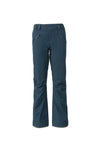 new navy 2019 women's wildcat insulated skiing and snowboarding pant from strafe outerwear