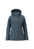 heather new navy 2019 women's castle insulated skiing and snowboarding jacket from strafe outerwear