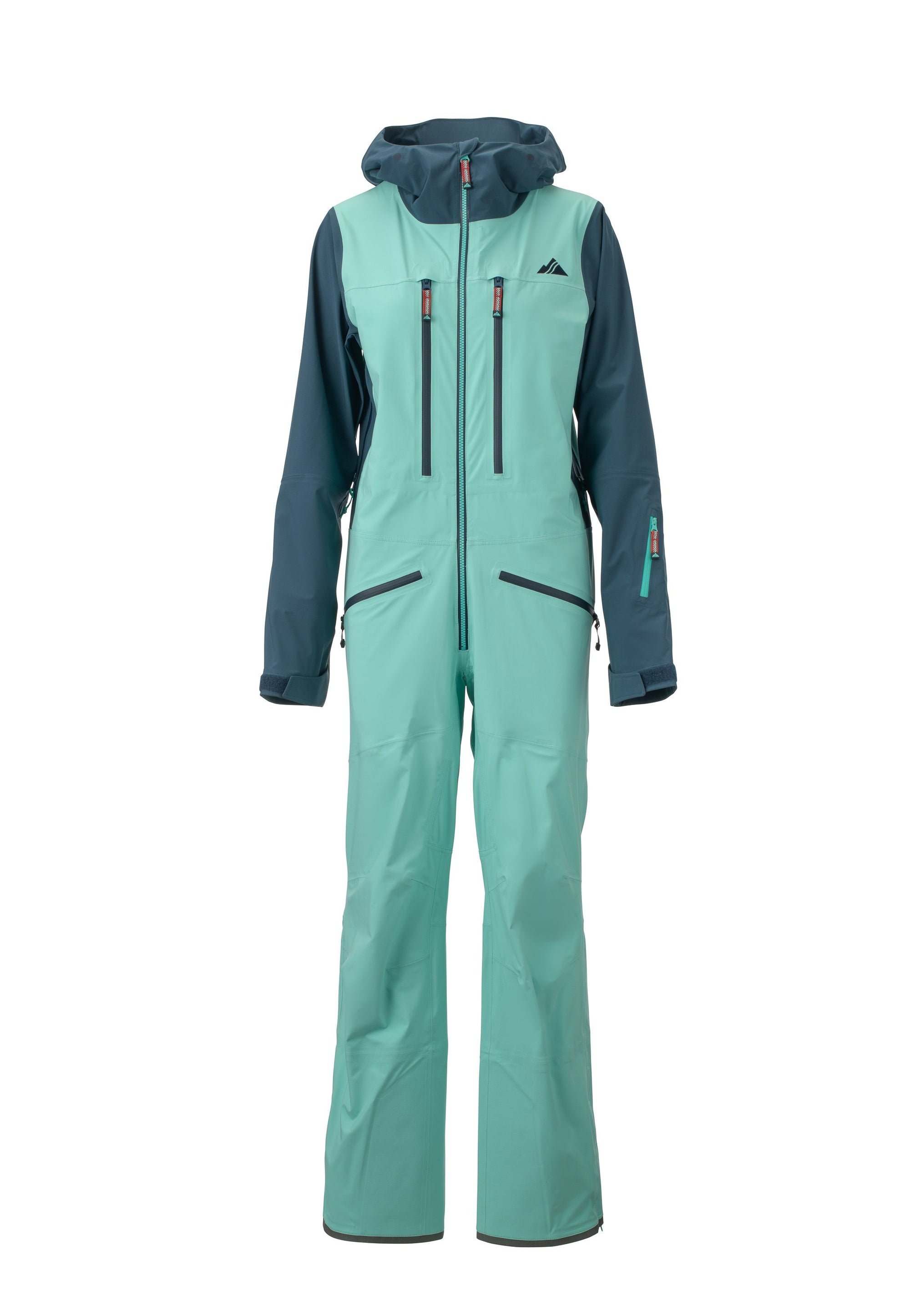 tropicana 2019 women's sickbird event shell skiing and snowboarding one-piece suit from strafe outerwear