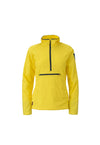 daffodil 2019 women's sunnyside polartec alpha anorak insulated skiing and snowboarding mid layer from strafe outerwear