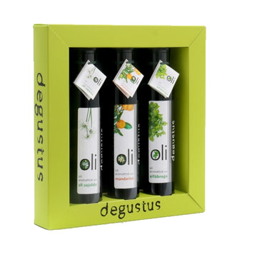 Degustus Flavoured Oil Pack