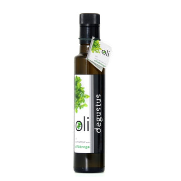 Basil flavoured oil 250 ml