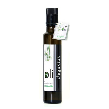 Garlic and savory flavoured oil 250 ml