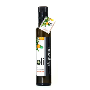 Tangerine flavoured oil 250 ml