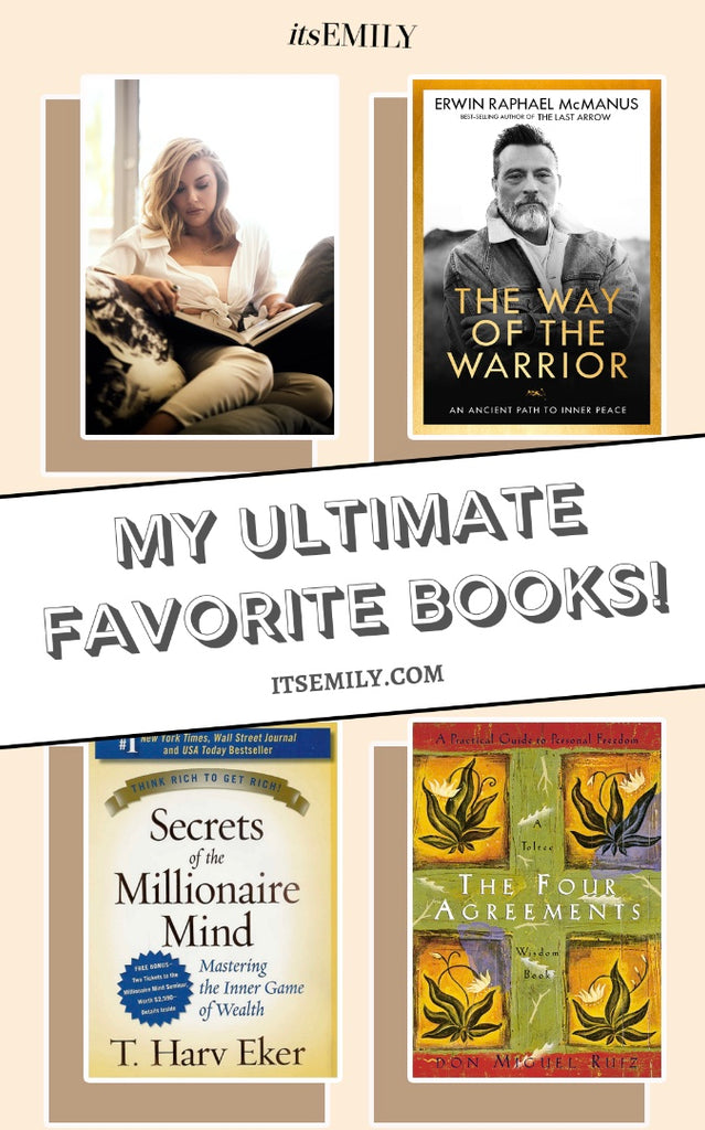 Ultimate Favorite Books