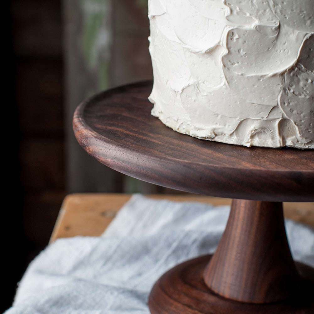 Wedding Cake Pedestal - Cattails Woodwork