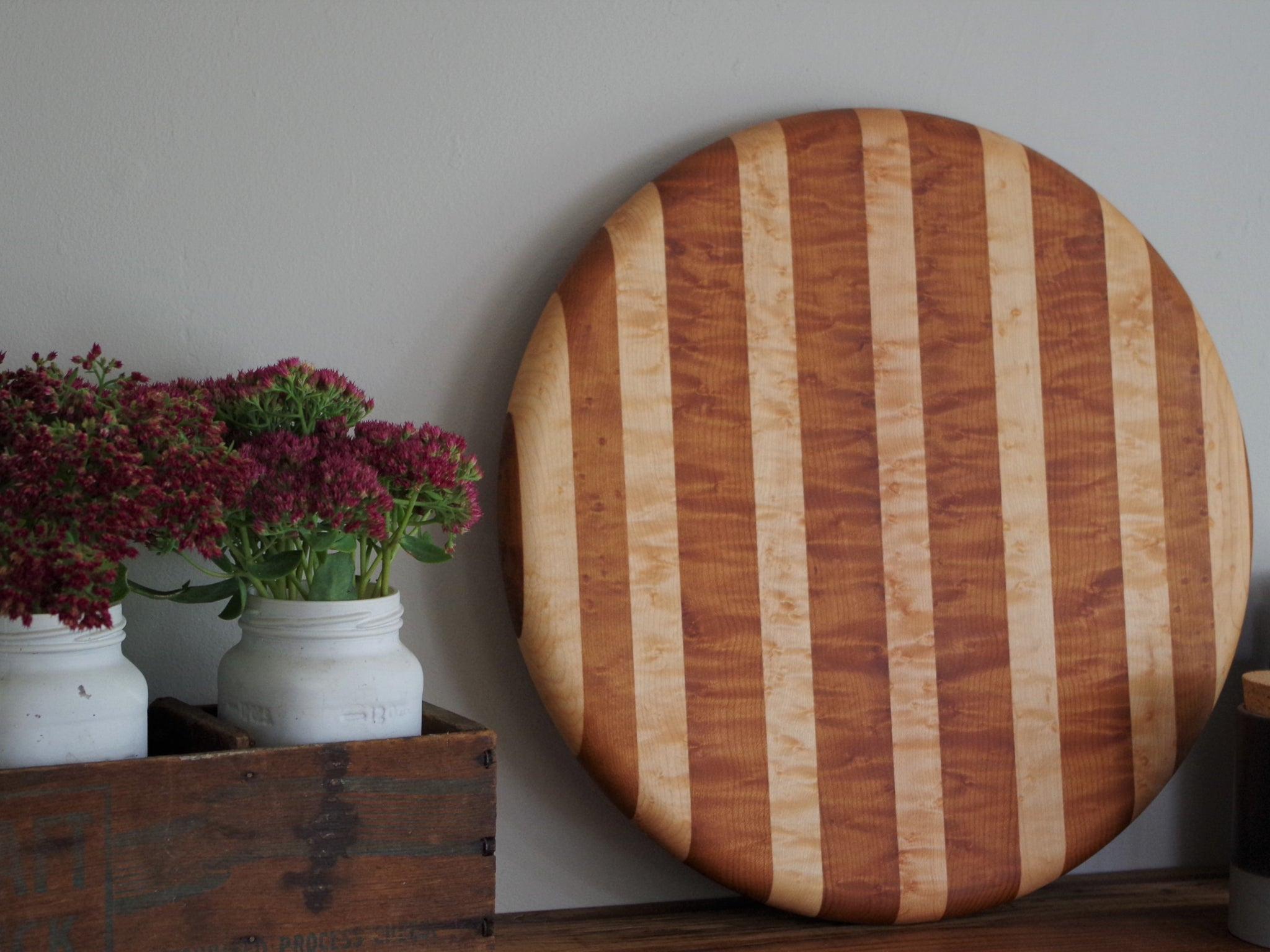 Cheese Board - Cattails Woodwork