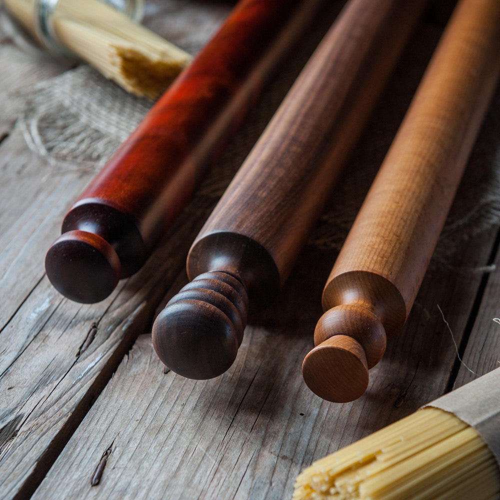 Long Pastry Baton - Cattails Woodwork
