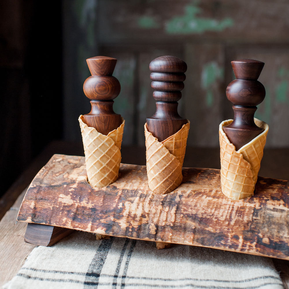 Waffle Cone Roller - Cattails Woodwork