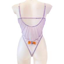 Load image into Gallery viewer, LOLA - HOT BOW LACE BODYSUIT