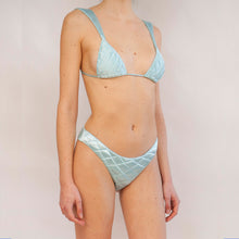 Load image into Gallery viewer, JIGGLYPUFF BIKINI IN BABY BLUE