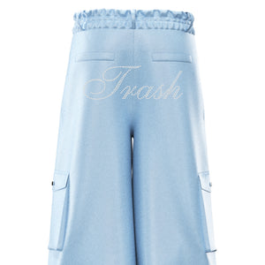 HARDSTYLE PANTS IN BABY BLUE