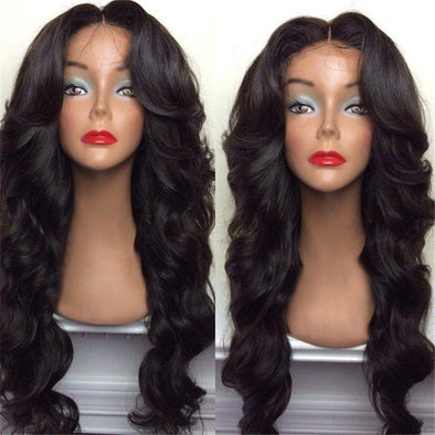 Lace Wig Black Wigs Natural Color Afro Amrrican Short Hairstyles Afro Amrrican Short Hairstyles Free Shipping