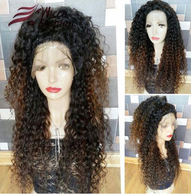 Lace Front Black Wig affordable wigs for african american 360 Lace hair full lace wigs
