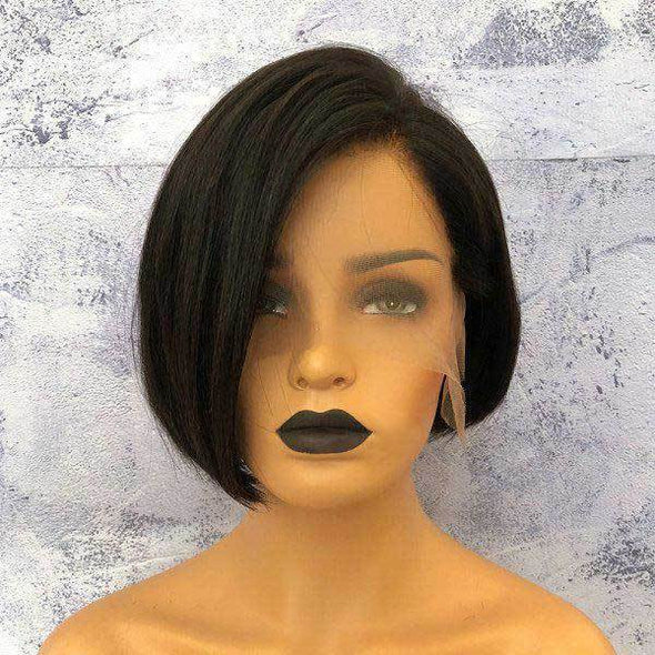 Hot sales|Best short Front lace wigs¡ª05