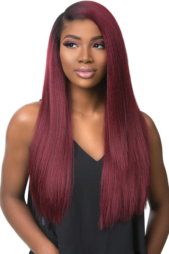 Empress Curls Kinks & CO Textured Lace Front Wig SHOW STOPPER