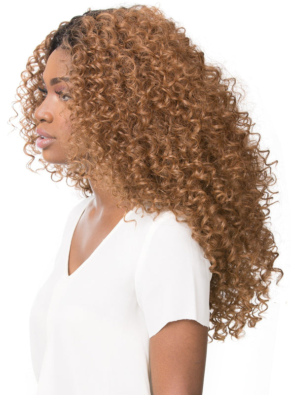 Sensationnel Curls Kinks & Co Empress Lace Front Wig BOSS LADY