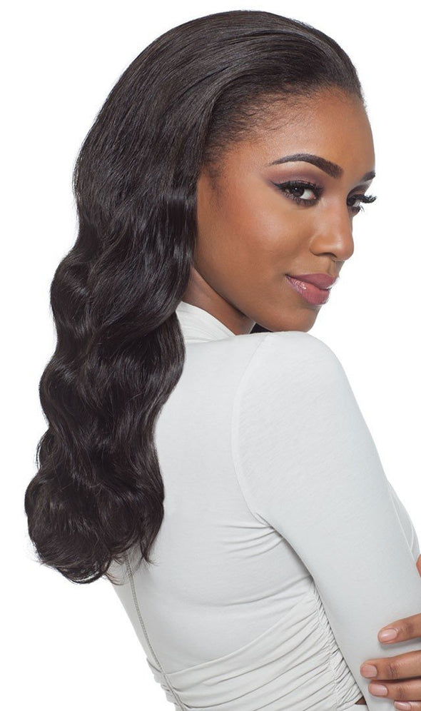 Outre Unprocessed Human Hair Fab & Fly Full Cap Wig LORENE