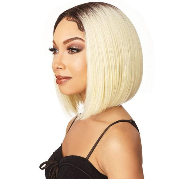 Empress Center-Part Lace Front Edge Wig KELSEY