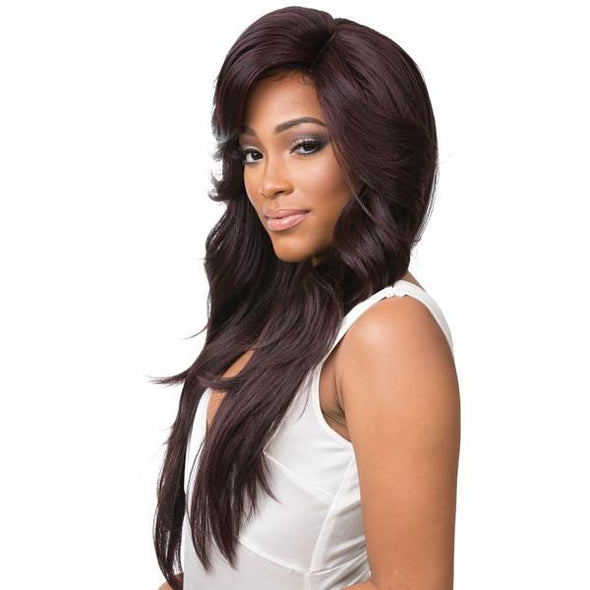 Sensationnel Curls Kinks & Co Empress Lace Front Wig HEART BREAKER